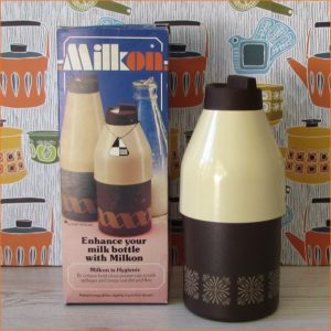 Milk Bottle Cover 1