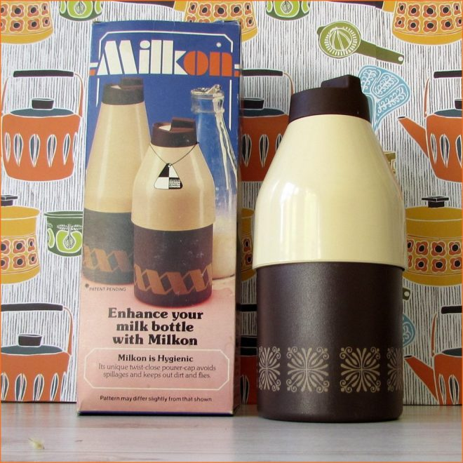 Milk Bottle Cover 2