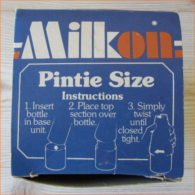 Milk Bottle Cover 3