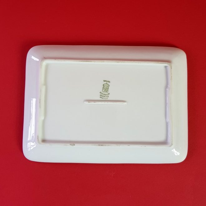 China butterdish